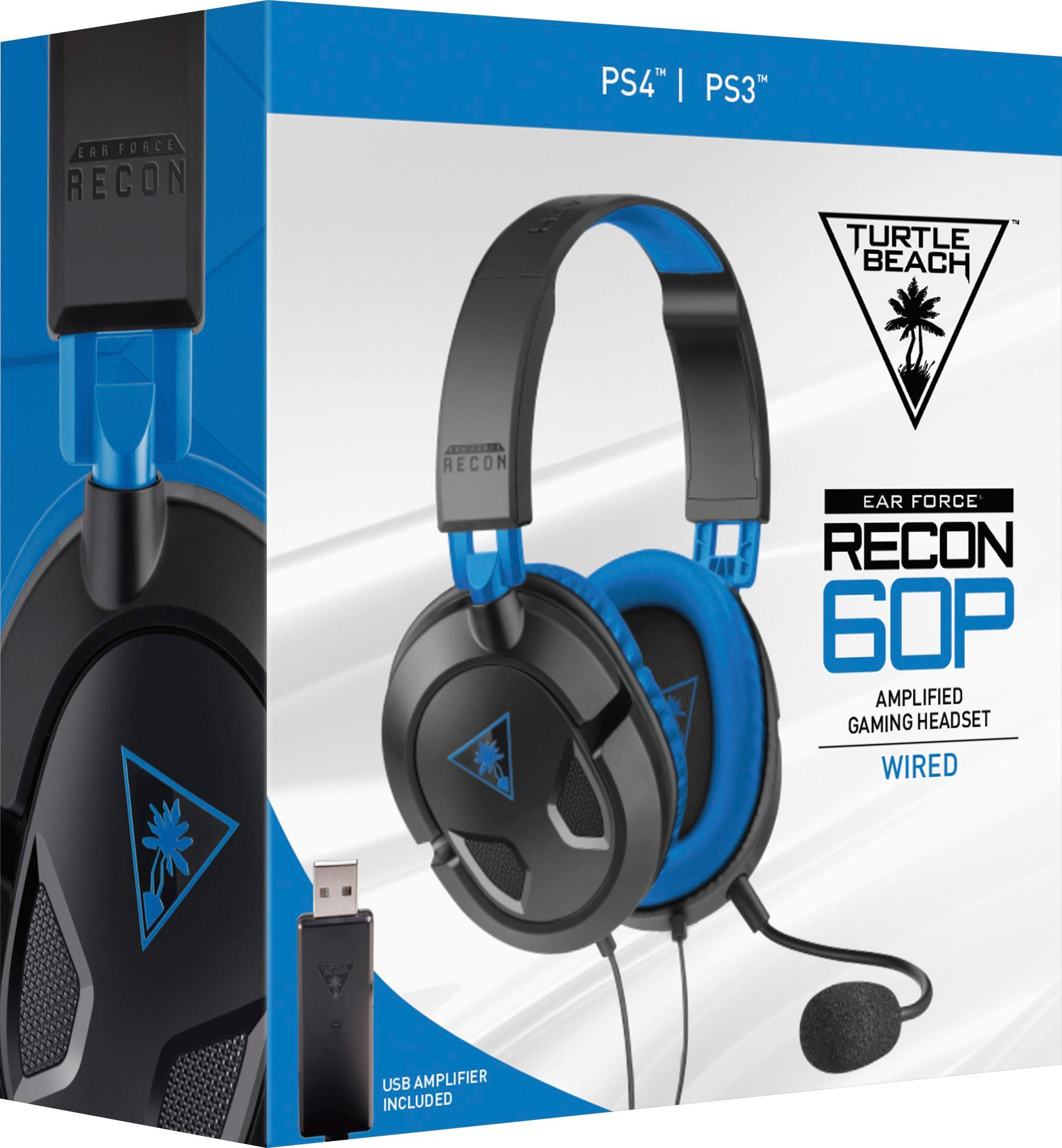 Wiring Diagram For Turtle Beach Recon on