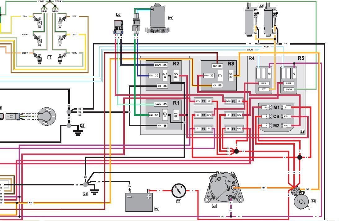 DIAGRAM] Volvo Penta 5.0 Gi Wiring Diagram FULL Version HD Quality Wiring  Diagram - STREETSDIAGRAM.SCICLUBLADINIA.IT | Volvo Penta 5 0 Gxi Wiring Diagram |  | Sci Club Ladinia