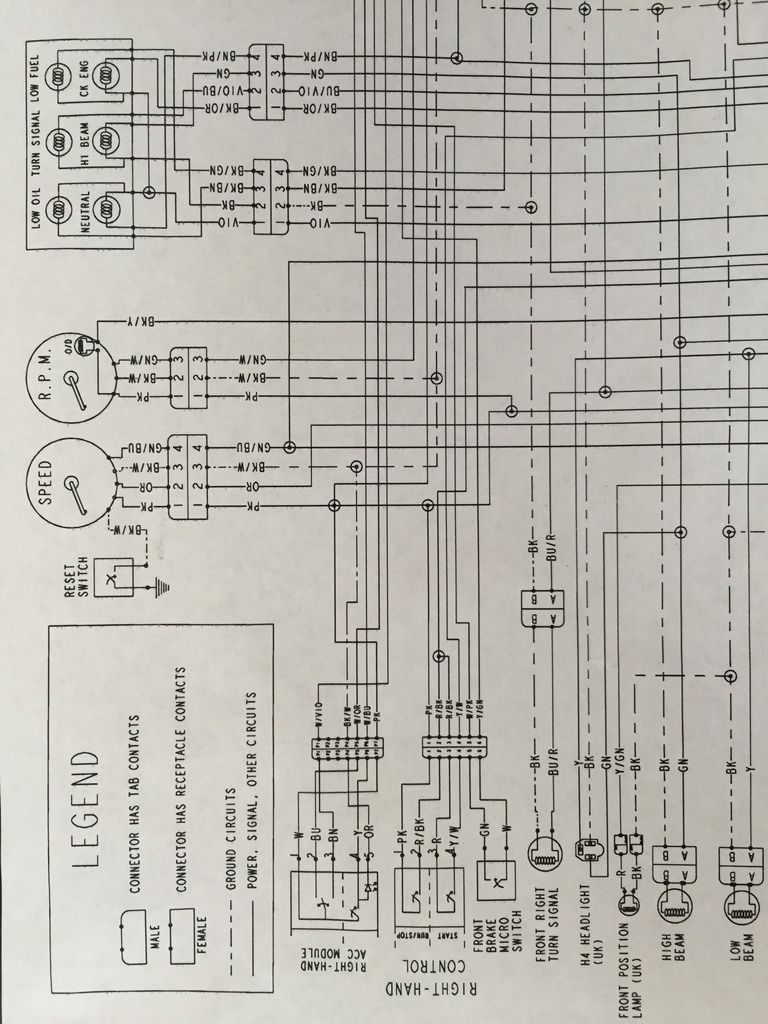 Wiring Diagram Of A 2015 Victory Highball