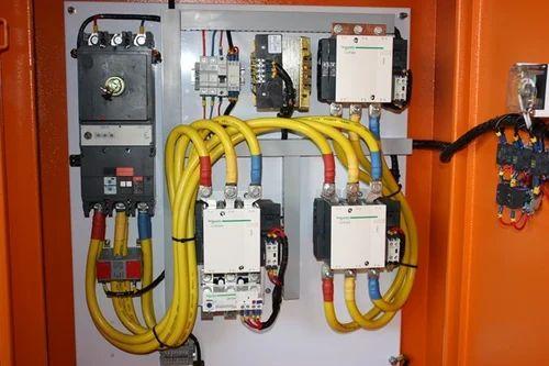 Wiring Diagram Panel Pompa Star Delta