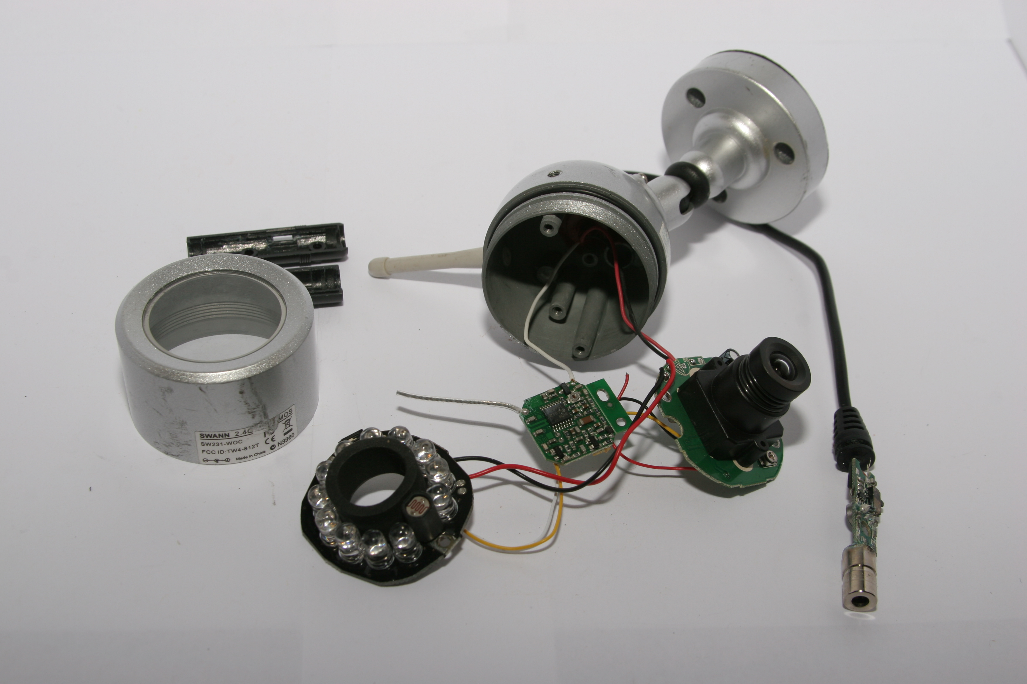 Wiring Diagram Swann Security Camera