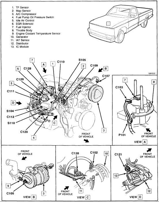 Diagram  2000 Bravada Wiring Diagram Full Version Hd