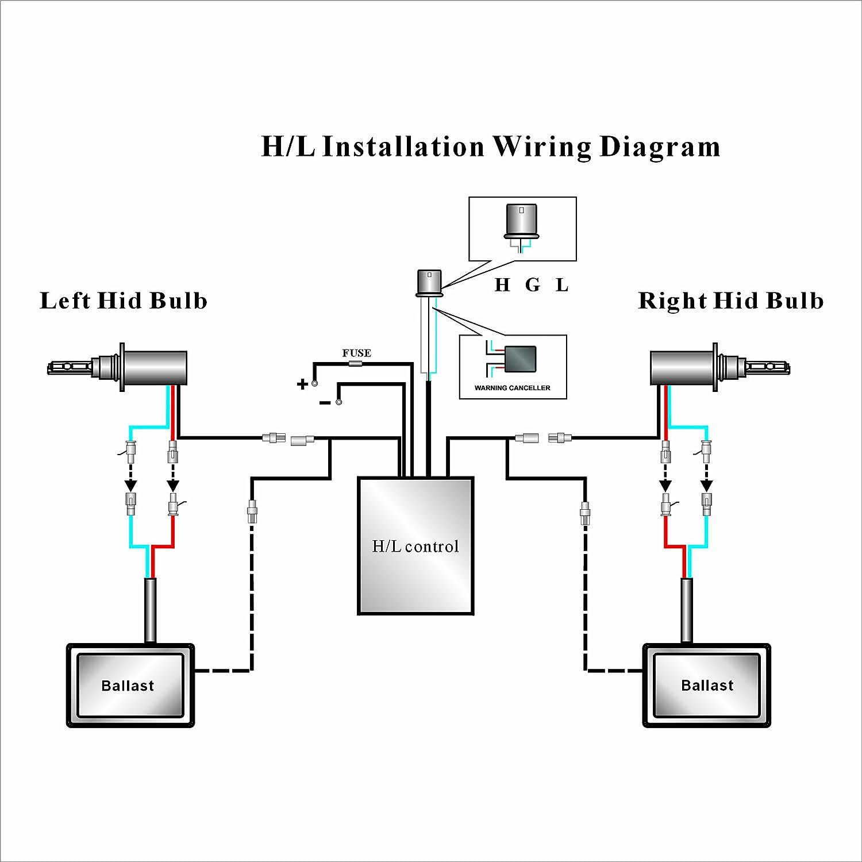 xentec hid wiring diagram